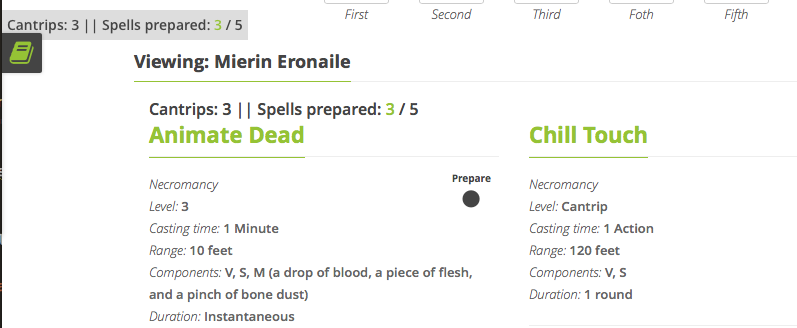Articles | Dungeons and Dragons 5e - Spells, Tools, Spell